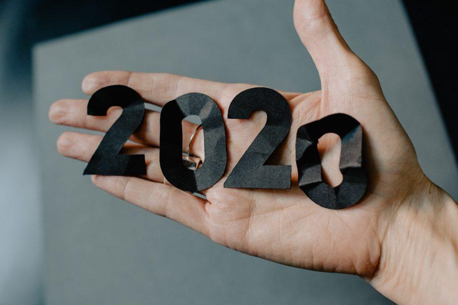 Das Jahr 2020, ein Rückblick in kurzen Sätzen.
