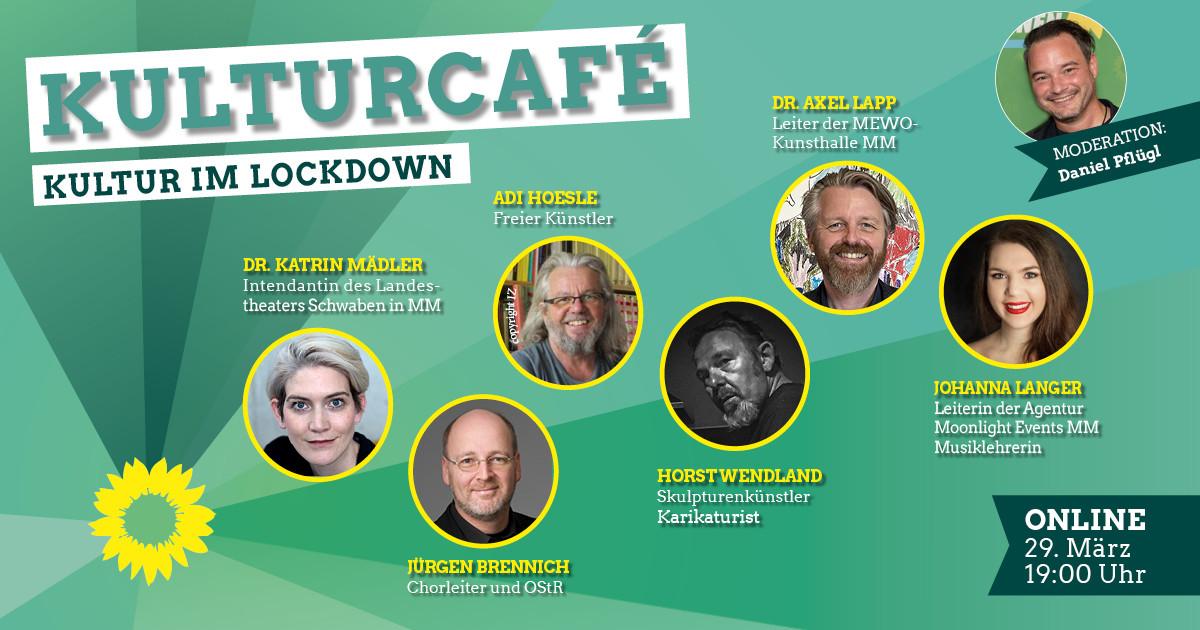 Veranstaltung: Kulturcafé