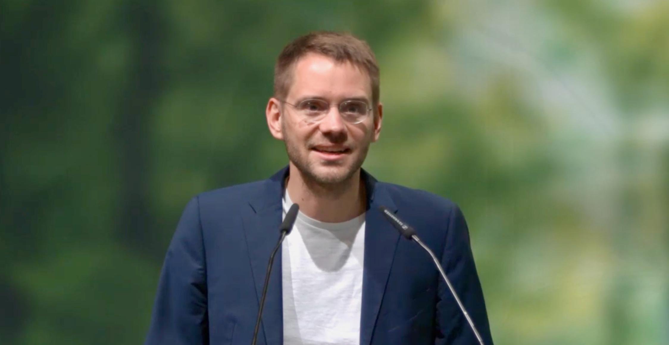 Thomas von Sarnowski ist unser neuer Landessprecher