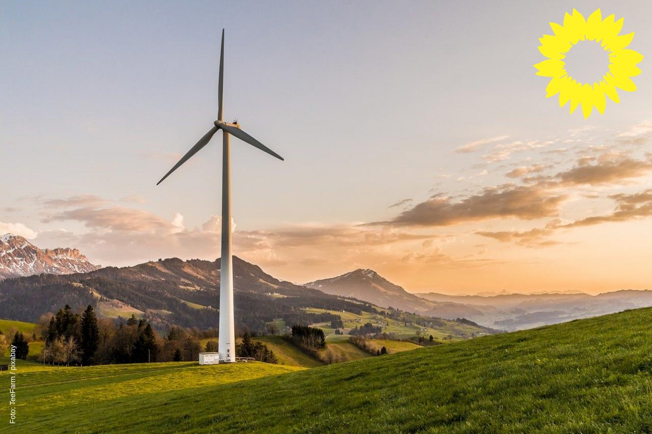 Für mehr Windkraft in Bayern!